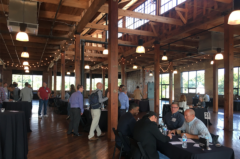 HCC Sponsors Another Year of TechPoint's VC Speed Dating Event